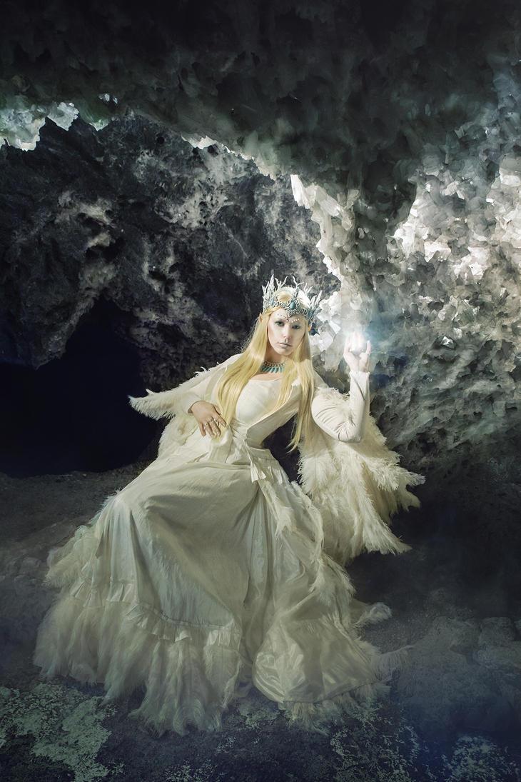 Ice princess III by Philaeria