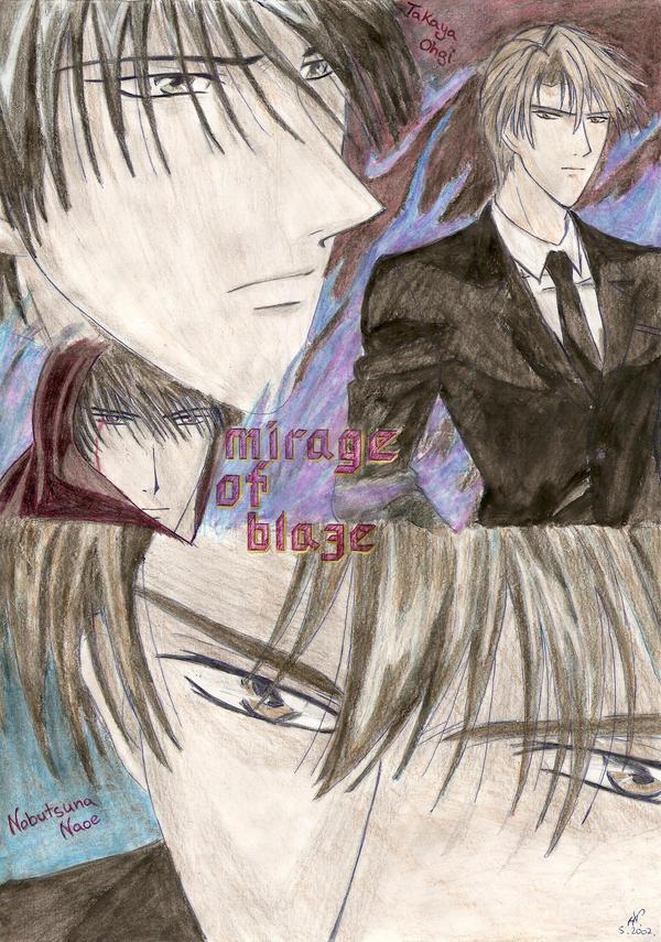 Anime mirage of blaze download