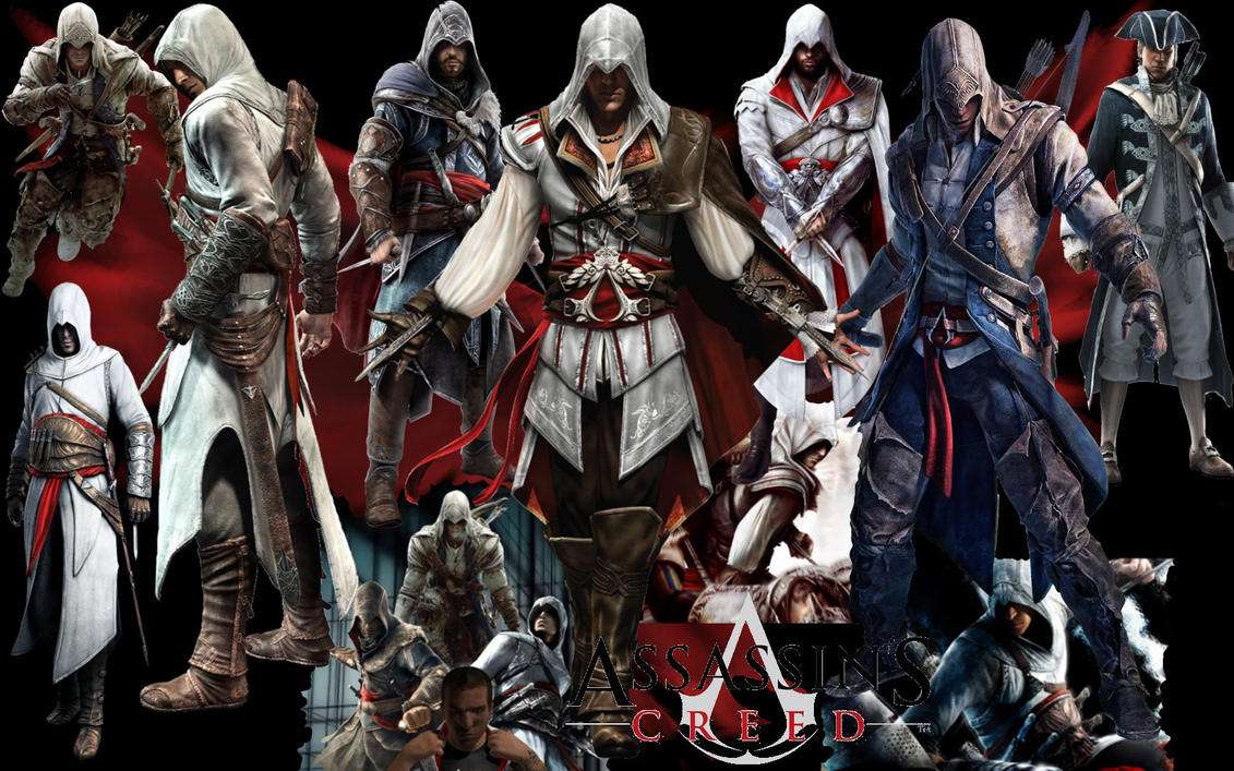 Assassins creed wallpaper 3 by aucifer666 on deviantart assassins creed wallpaper 3 by aucifer666 voltagebd Gallery