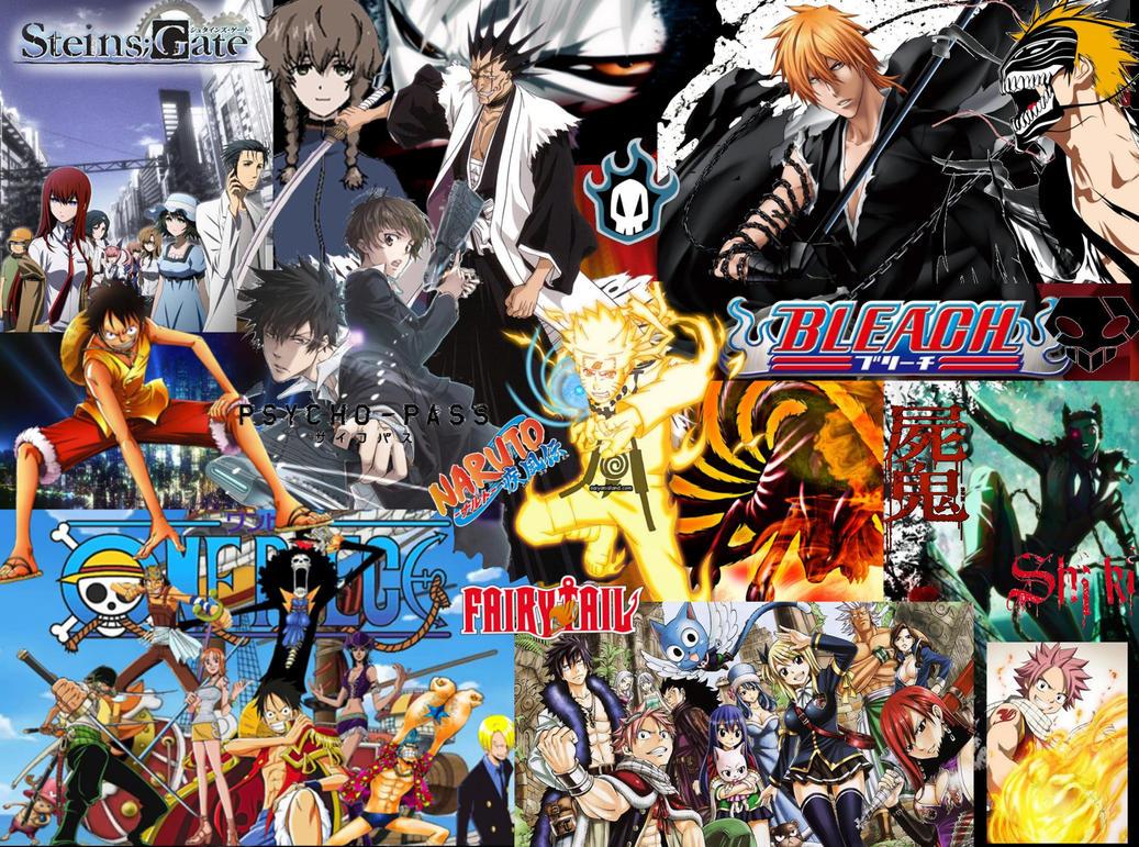 Masako X's Top10 Anime Of All Time