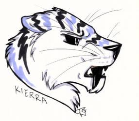 Kierra by silvermaximus