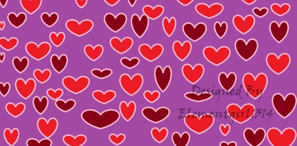 Lovey Print by elementgirl1314