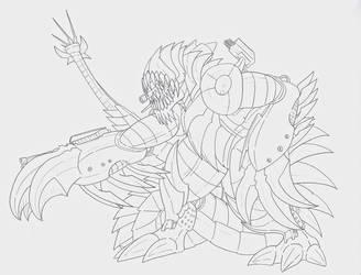 Ryugaroux by XEternalBarugon