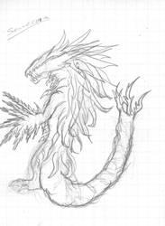 eeee Blerhnecora! :3. by XEternalBarugon