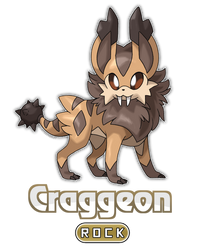 Craggeon! by SplatterParrot