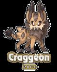 Craggeon! by SplatterParrot