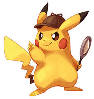 Detective Pikachu!
