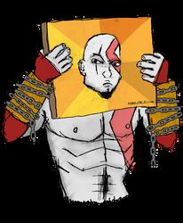 Halolz: Courage Kratos