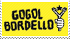 Gogol Bordello Stamp by Paulrus-Keaton