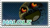 Halolz Stamp by Paulrus-Keaton