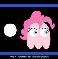 'Pinky' Pie -Original Vector- by Paulrus-Keaton