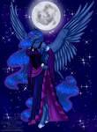 Princess Luna Anthro