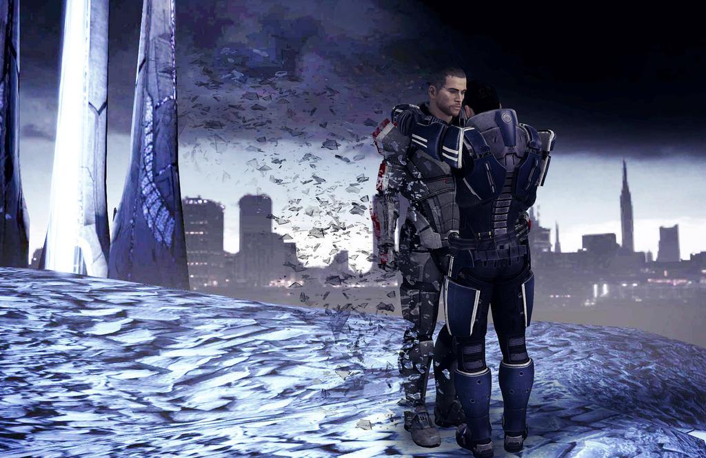 no, Shepard, please... by Anasteysha56084