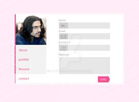 web - Tab Navigation