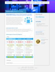 website layout - zimbraMagento