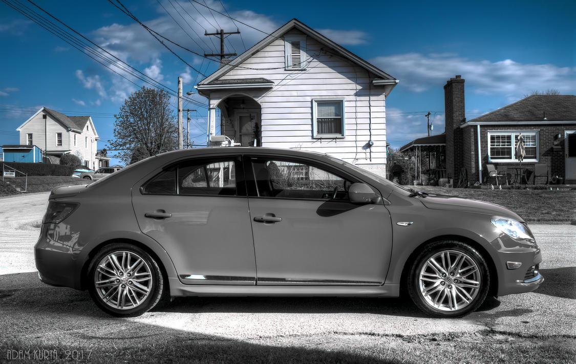 Lazy Photographers Take Photos Of Their Own Car. by BirdinByNoon