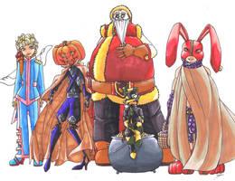 Xmas - Cabal of Holidays by Seiteki9
