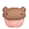 Animal Cupcakes by haku-oh