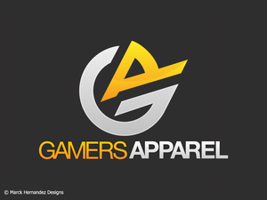 Gamers Apparel Logo