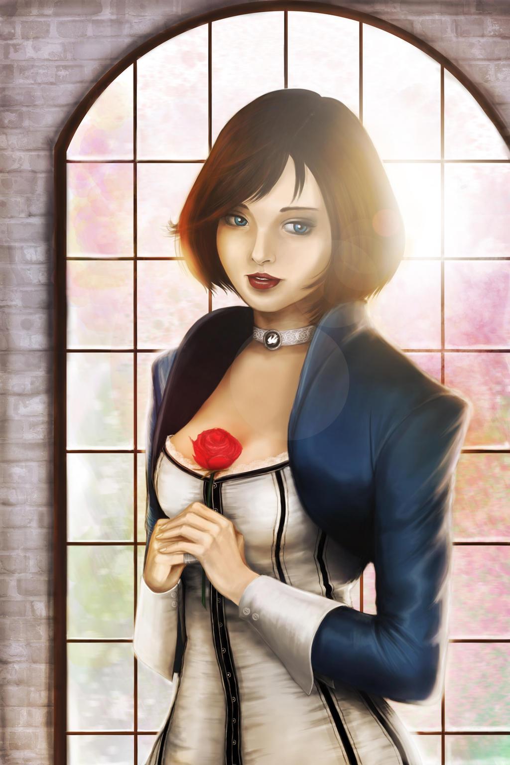 Bioshock Infinite - Elizabeth by ZhouJiaSheng