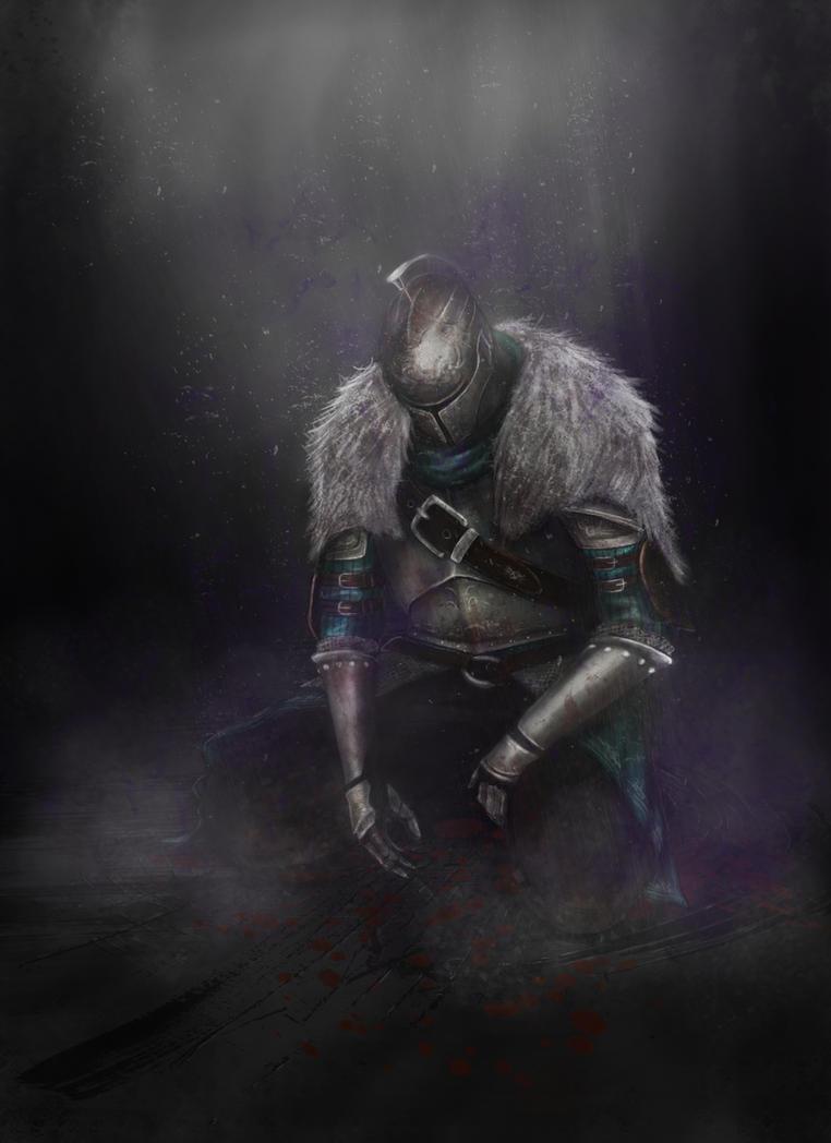 Dark Souls 2 by ZhouJiaSheng