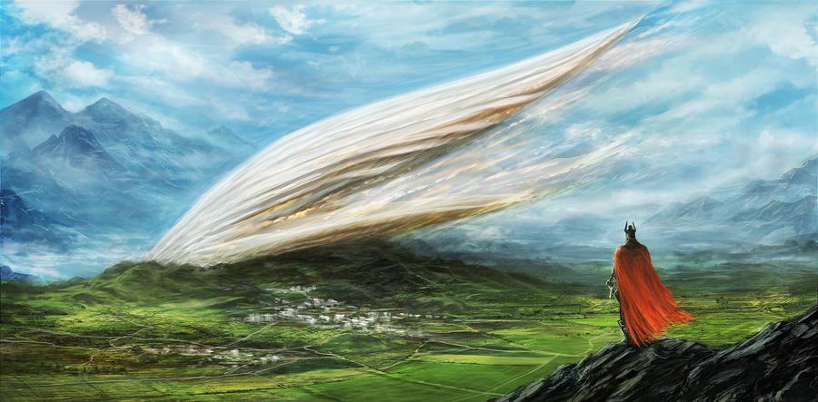 Wings by ZhouJiaSheng