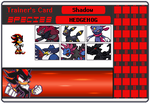 Shadow Trainer Card by 658z743z