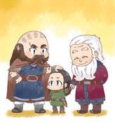 [HOBBIT] Thorin by twosugars16