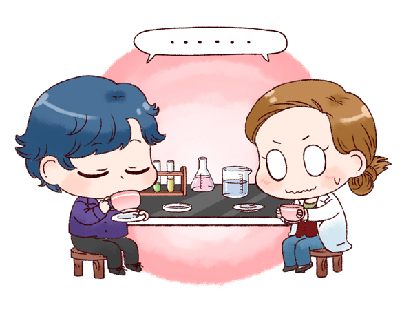 [BBC SHERLOCK] Tea time by twosugars16