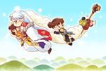 [INUYASHA] Fly