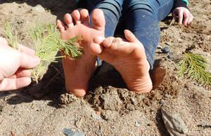 Tickling my Feet by FootCandy
