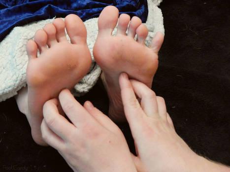 Sole Tickling
