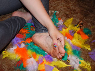 Would you tickle my soles? by FootCandy