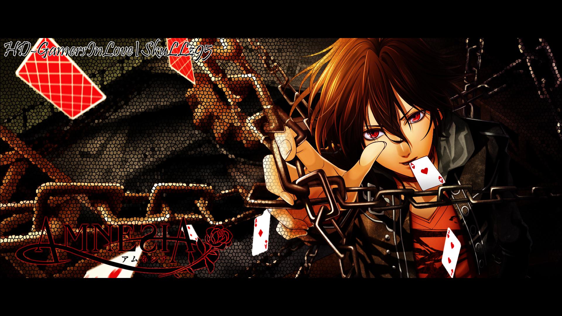 Amnesia Shin Wallpaper By Skullz95 On Deviantart