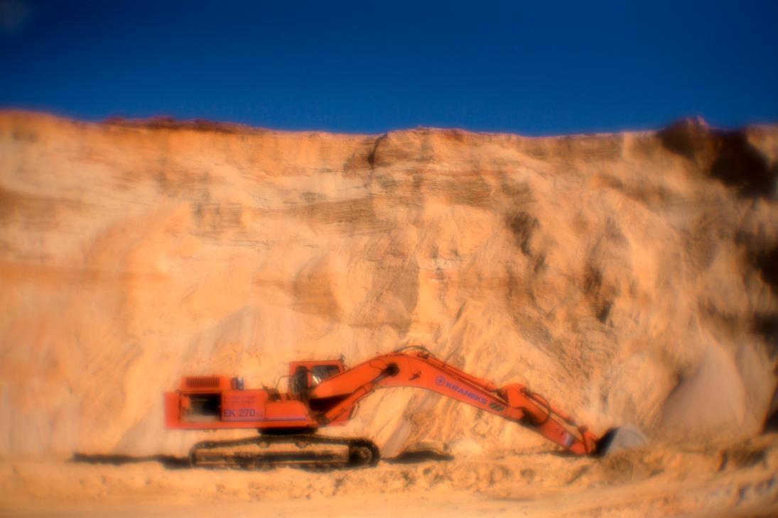 excavator by panferov