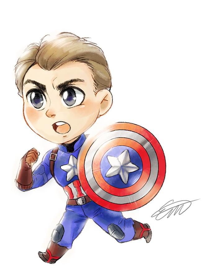 Tiny Captain by Makirou