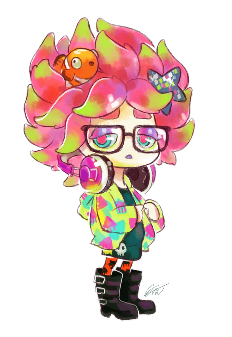 Annie by Makirou
