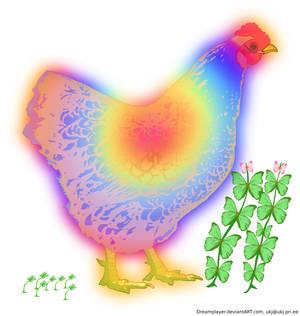Chickens prana diet