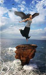 Flight by katsesama