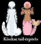 Kisekae tail exports