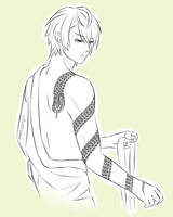 The Serpent of Azuchi