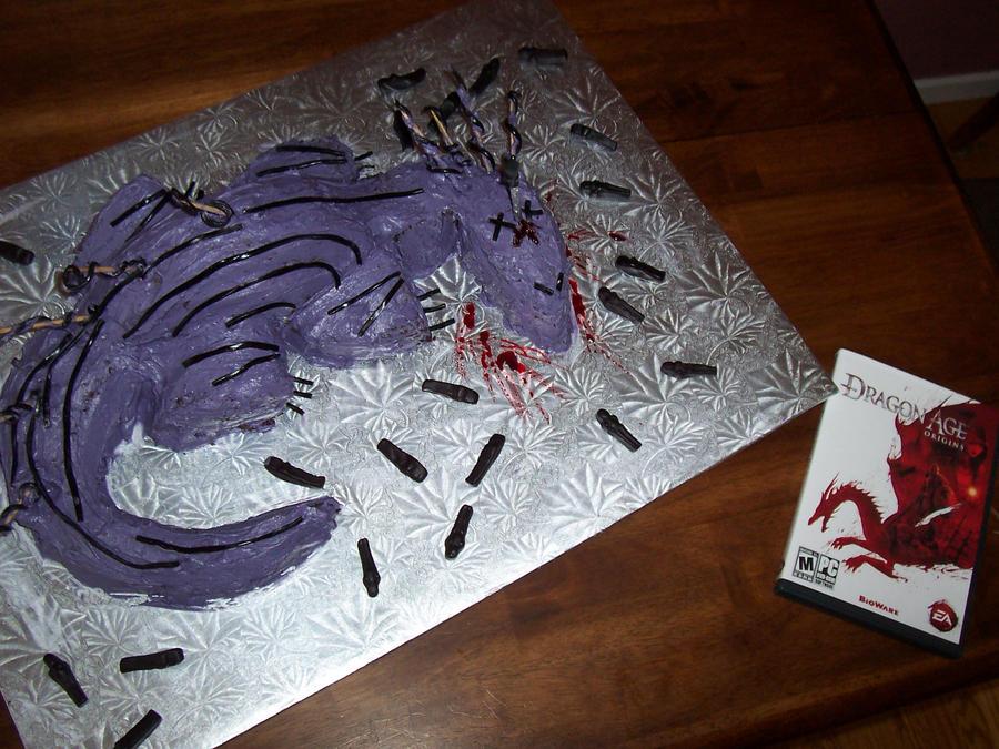 Archdemon Cake
