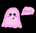 Pastel Ghost Transparent