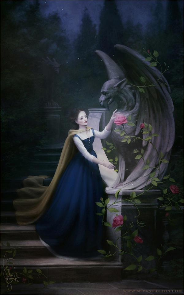 Belle by melaniedelon