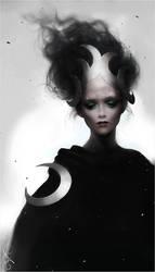 Moondust by melaniedelon