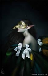 Storm the sorrow by melaniedelon