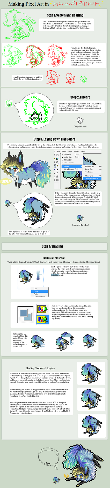 lol pixel tutorial but not really by ghostkite