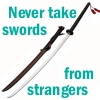 Icon: Swords from Strangers by saiyan-queen-vega