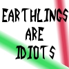 Icon: Earthlings are Idiots by saiyan-queen-vega