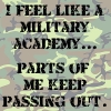 Quote Icon: Military Academy by saiyan-queen-vega